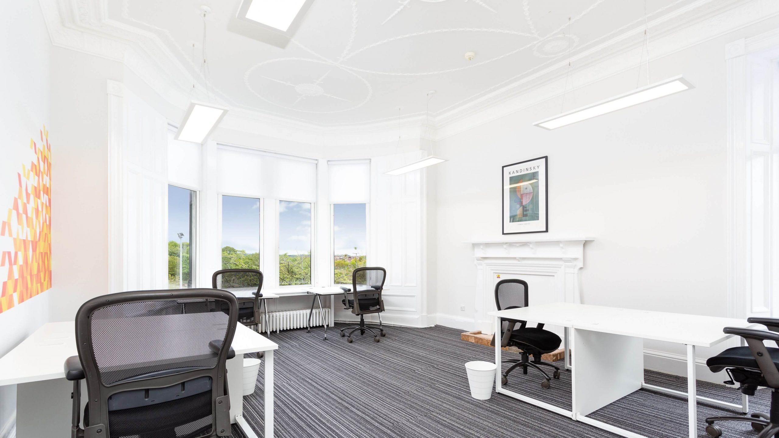 serviced offices in Dunfermline